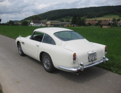 Aston Martin DB5 Coupé