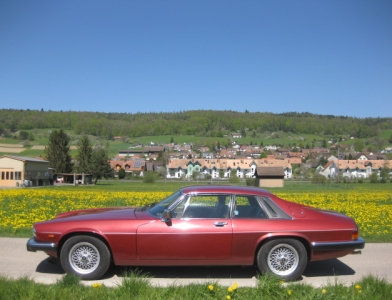 Jaguar XJ-S Coupé