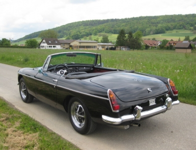MG MGB Pullhandle Cabriolet