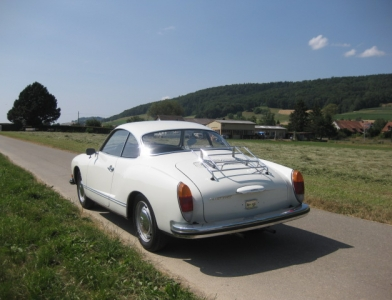 VW Karmann Ghia Coupé