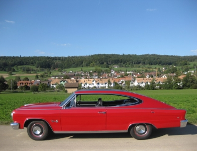 AMC Marlin V8 Coupé