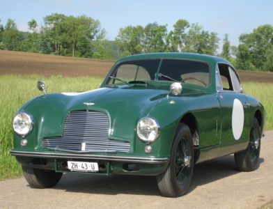 Aston Martin DB2 Coupé