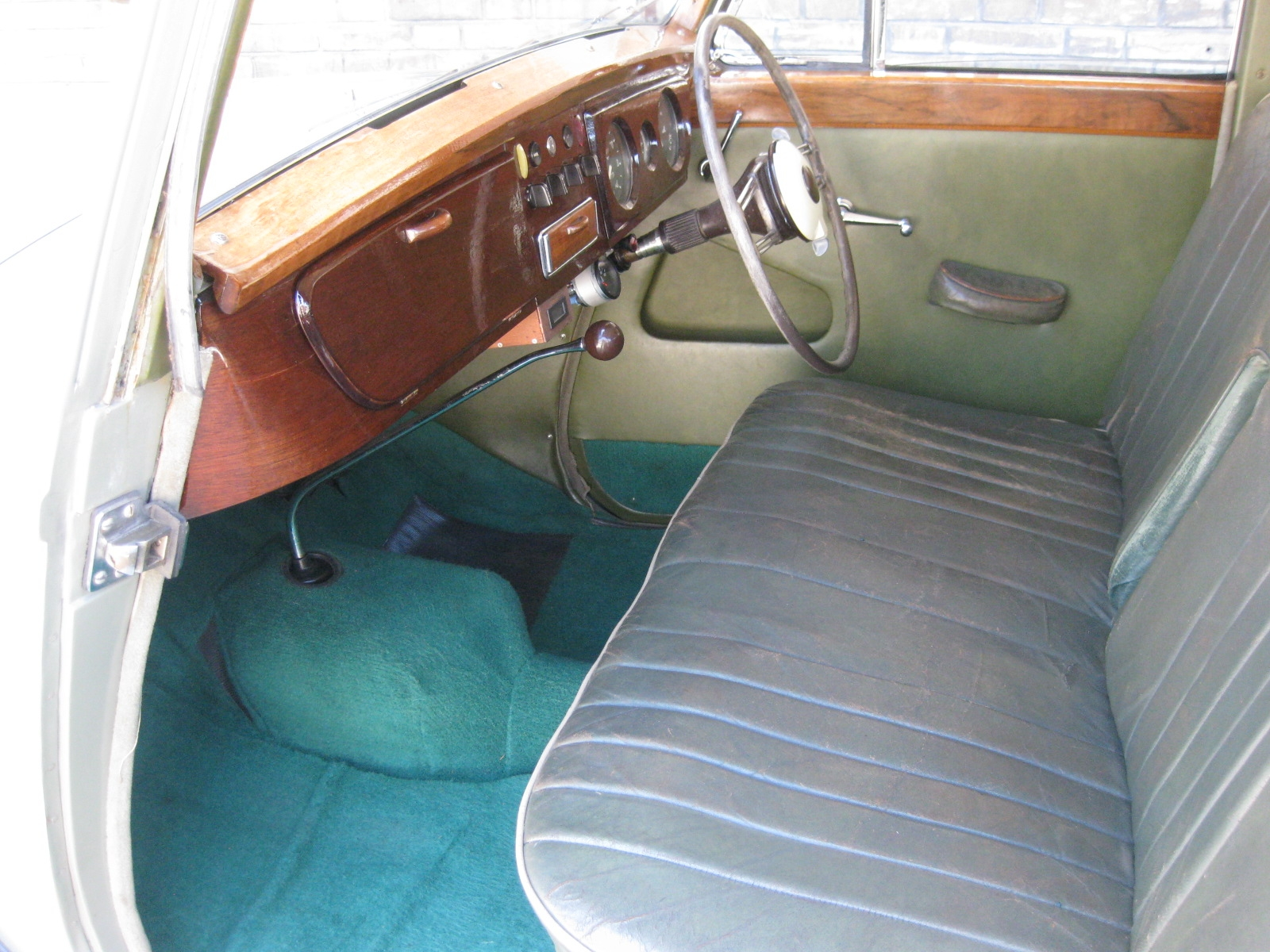 Armstrong Siddeley Whitley Limousine