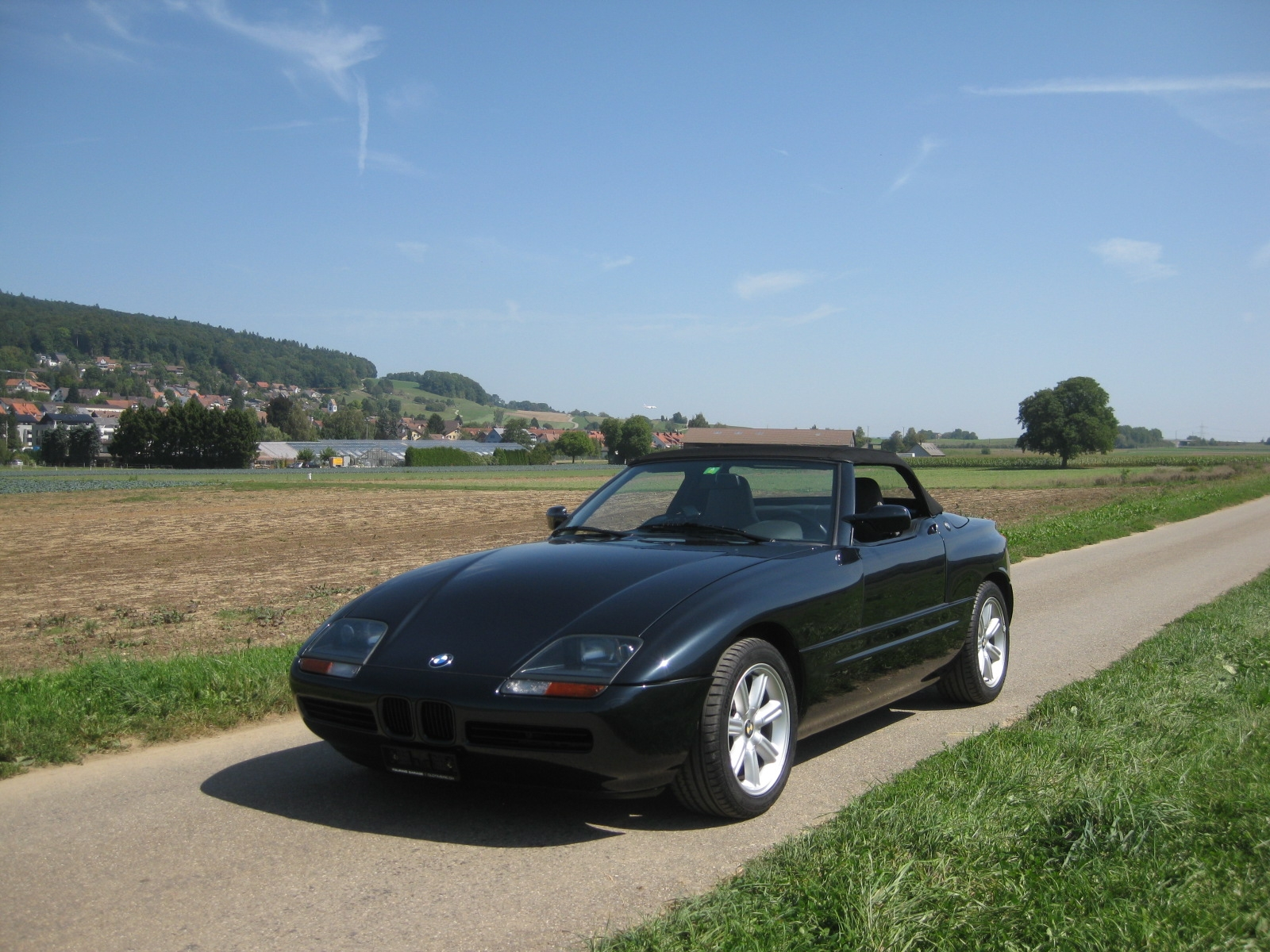 touring garage ag bmw z1 cabriolet 1993. Black Bedroom Furniture Sets. Home Design Ideas