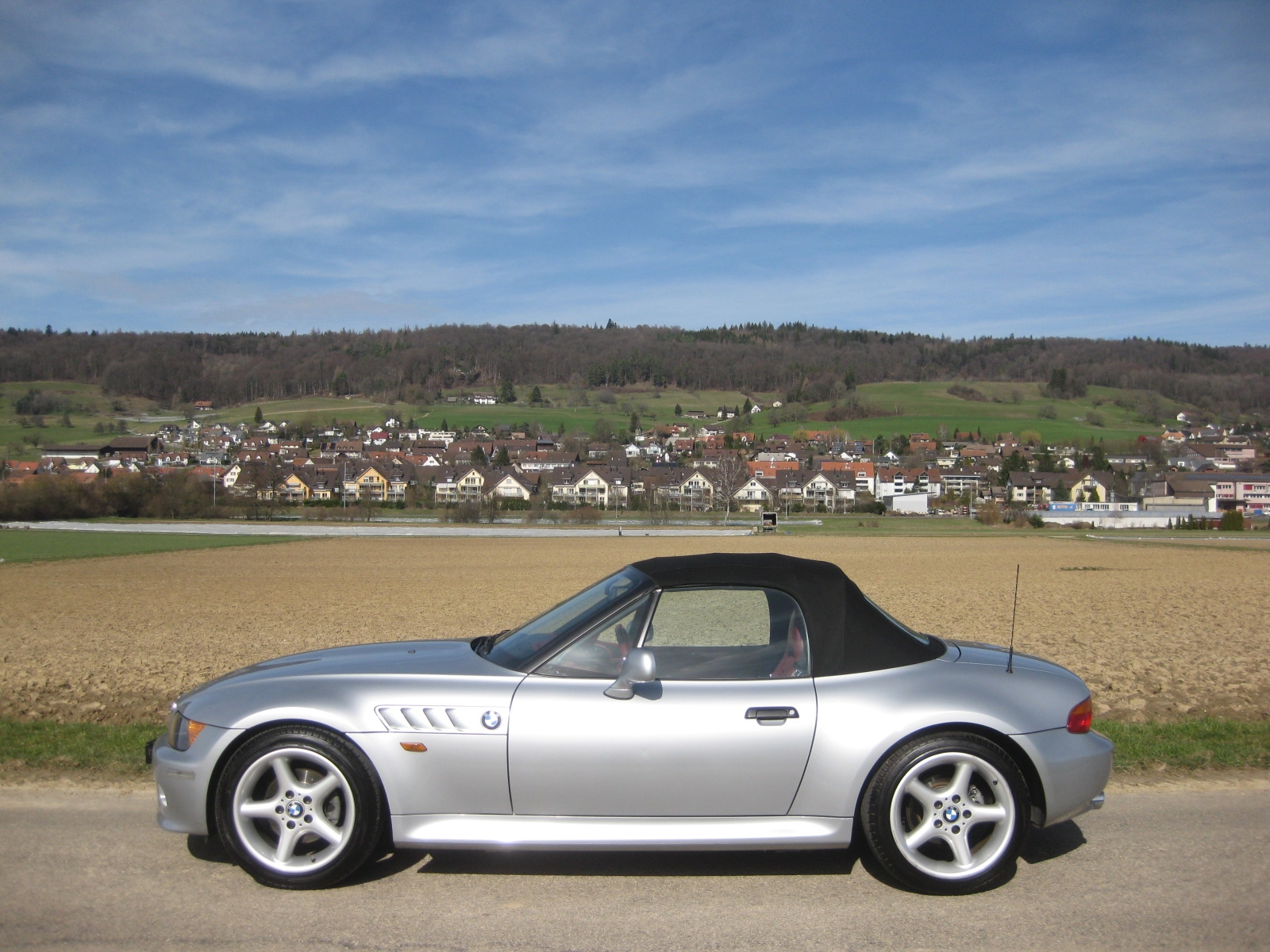 touring garage ag bmw z3 cabriolet 1997. Black Bedroom Furniture Sets. Home Design Ideas