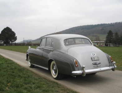 Bentley S1 Limousine
