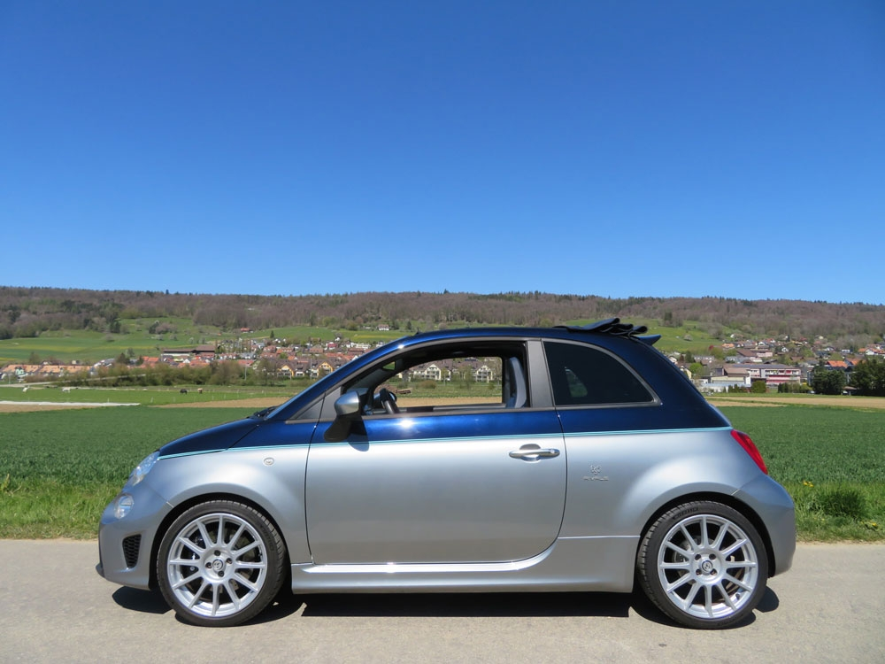 Fiat 695 1.4 16V Turbo Abarth Rivale Cabriolet
