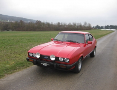 Ford Capri 2.8 Inj. Coupé