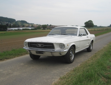Ford (USA) Mustang V8 Coupé