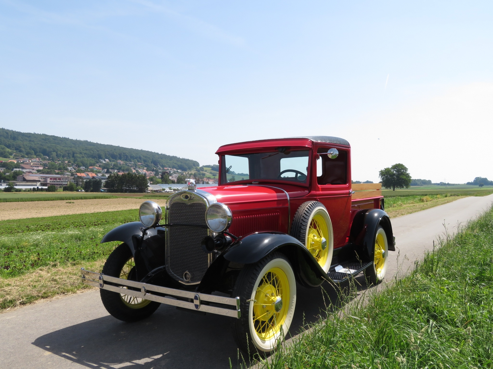 Ford (USA) Model A Pick-Up