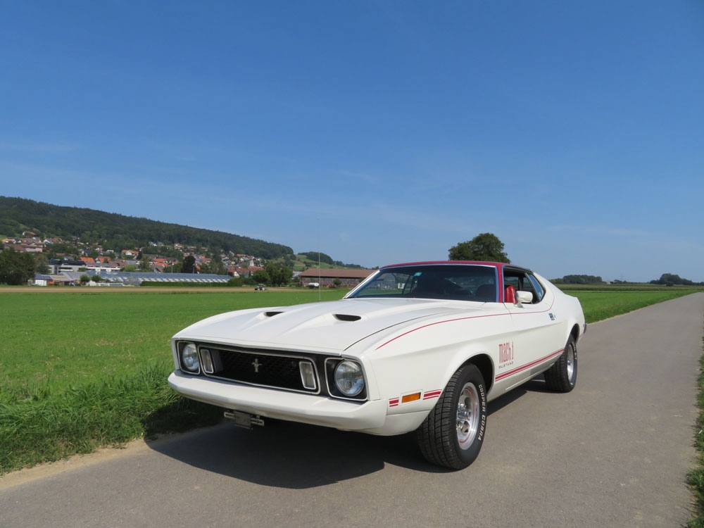 Ford (USA) Mustang Mach 1 Coupé