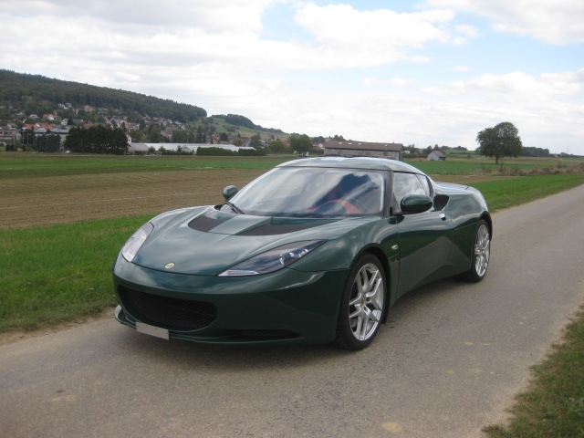 Lotus Evora Coupé