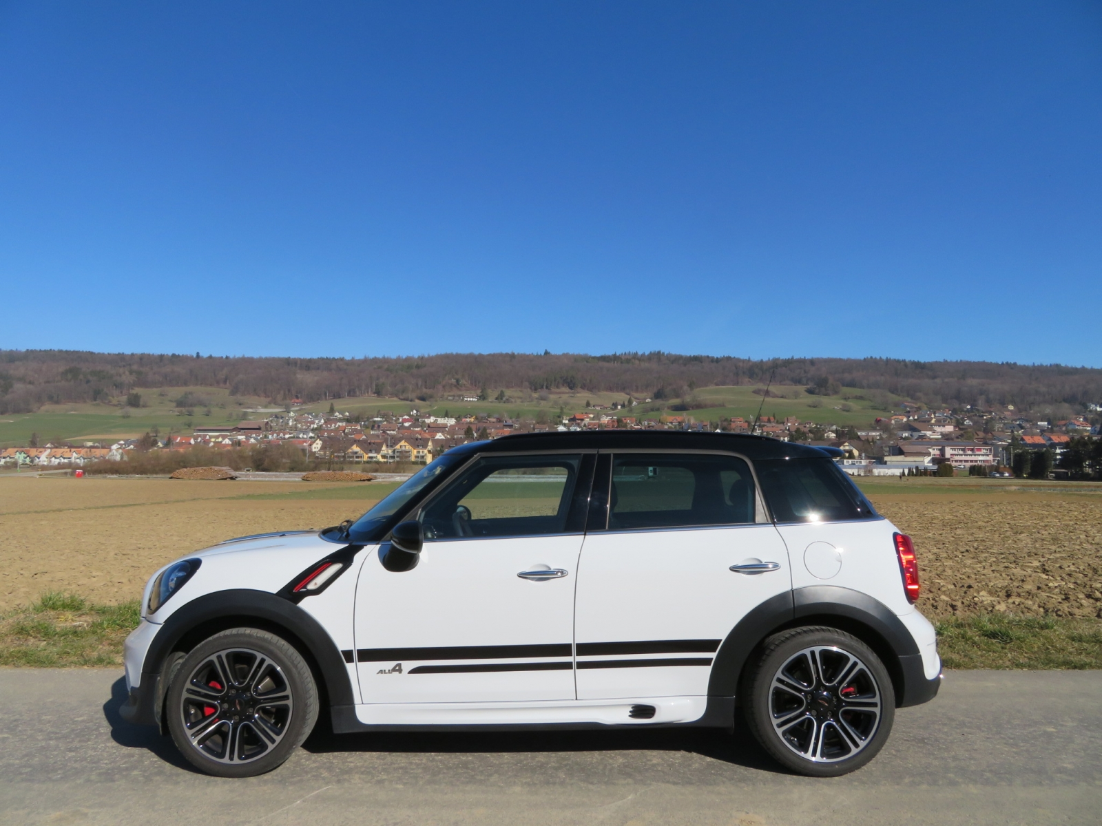 Mini Countryman JCW All4 Geländewagen