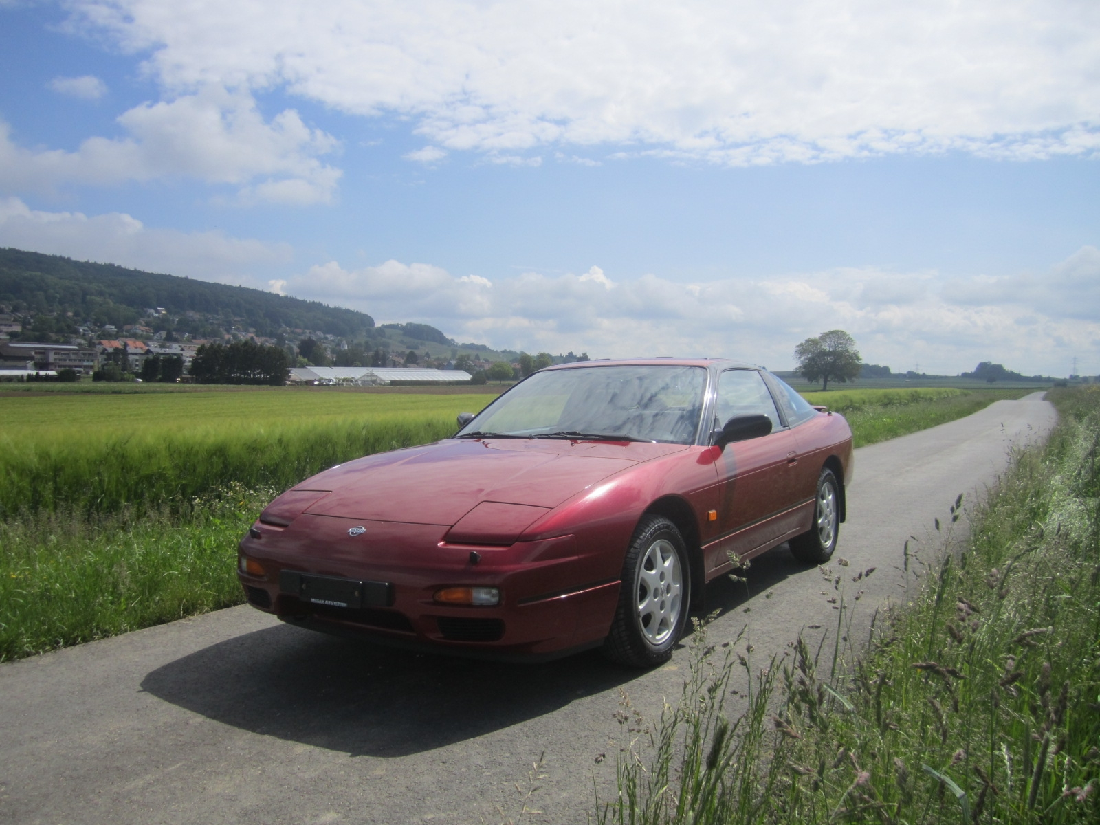 Nissan 200 SX 1.8 16V Turbo Coupé