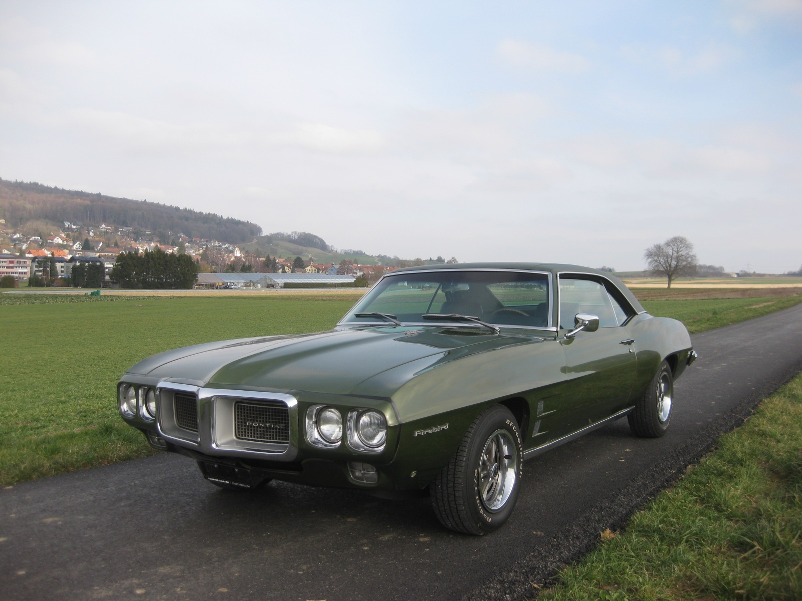 Pontiac Firebird 350 Coupé