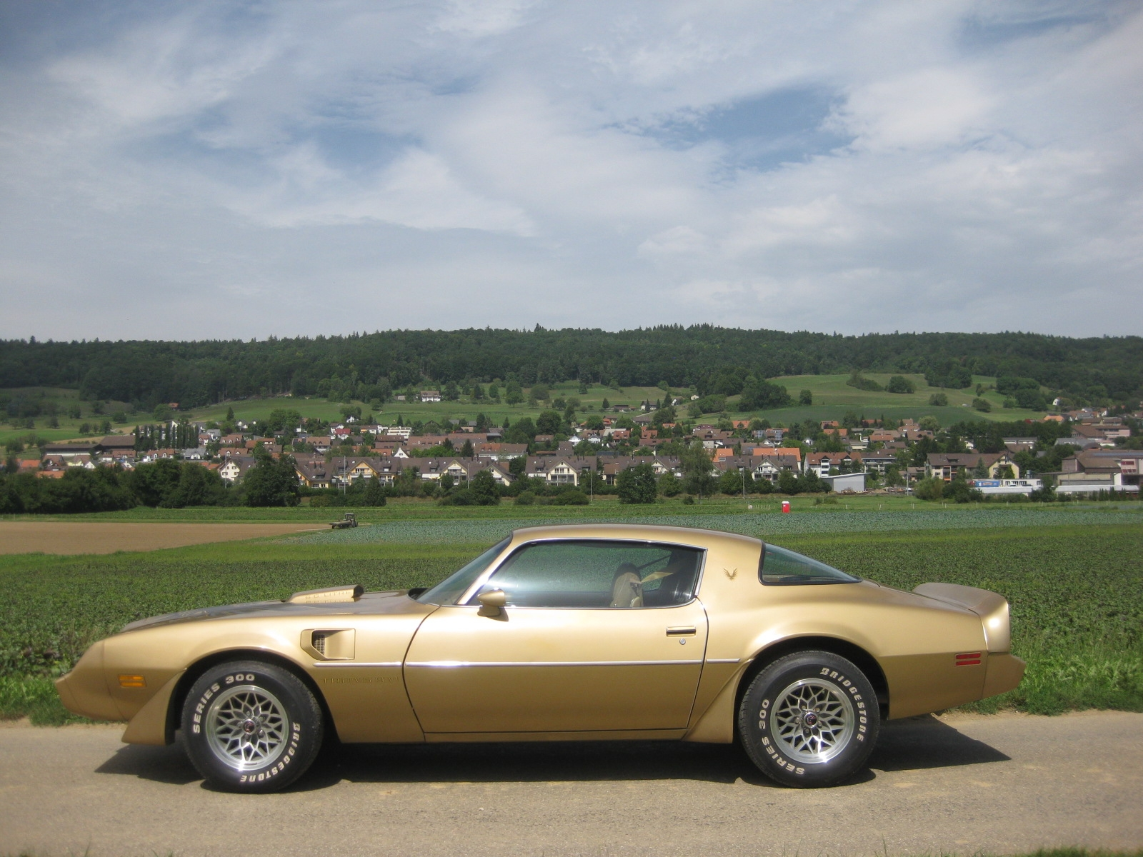 Pontiac Firebird Trans Am 6.6 Coupé