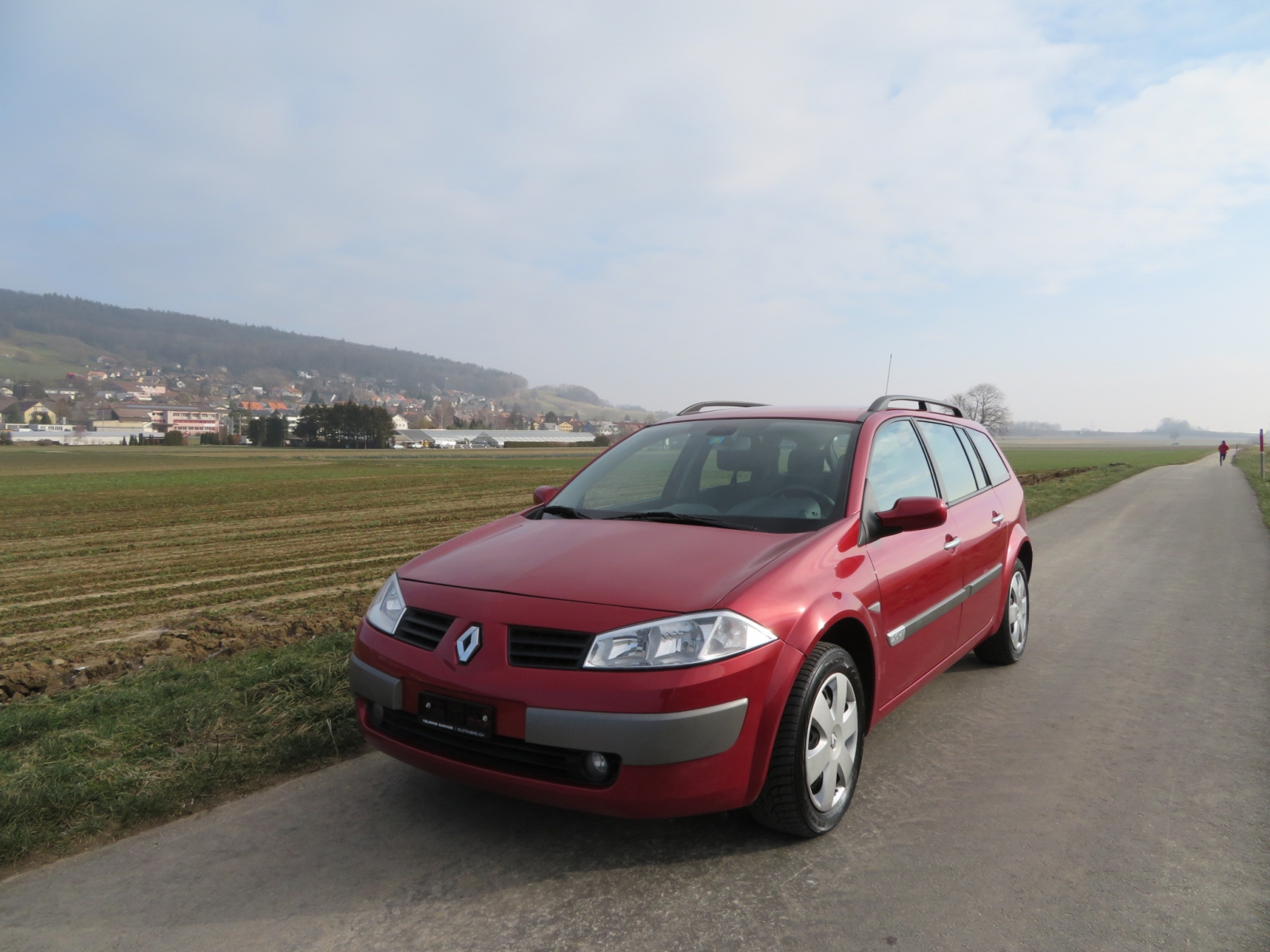 Renault Mégane Break 2.0 16V Kombi