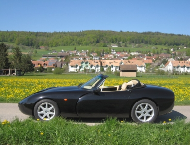 TVR Griffith 500 Cabriolet