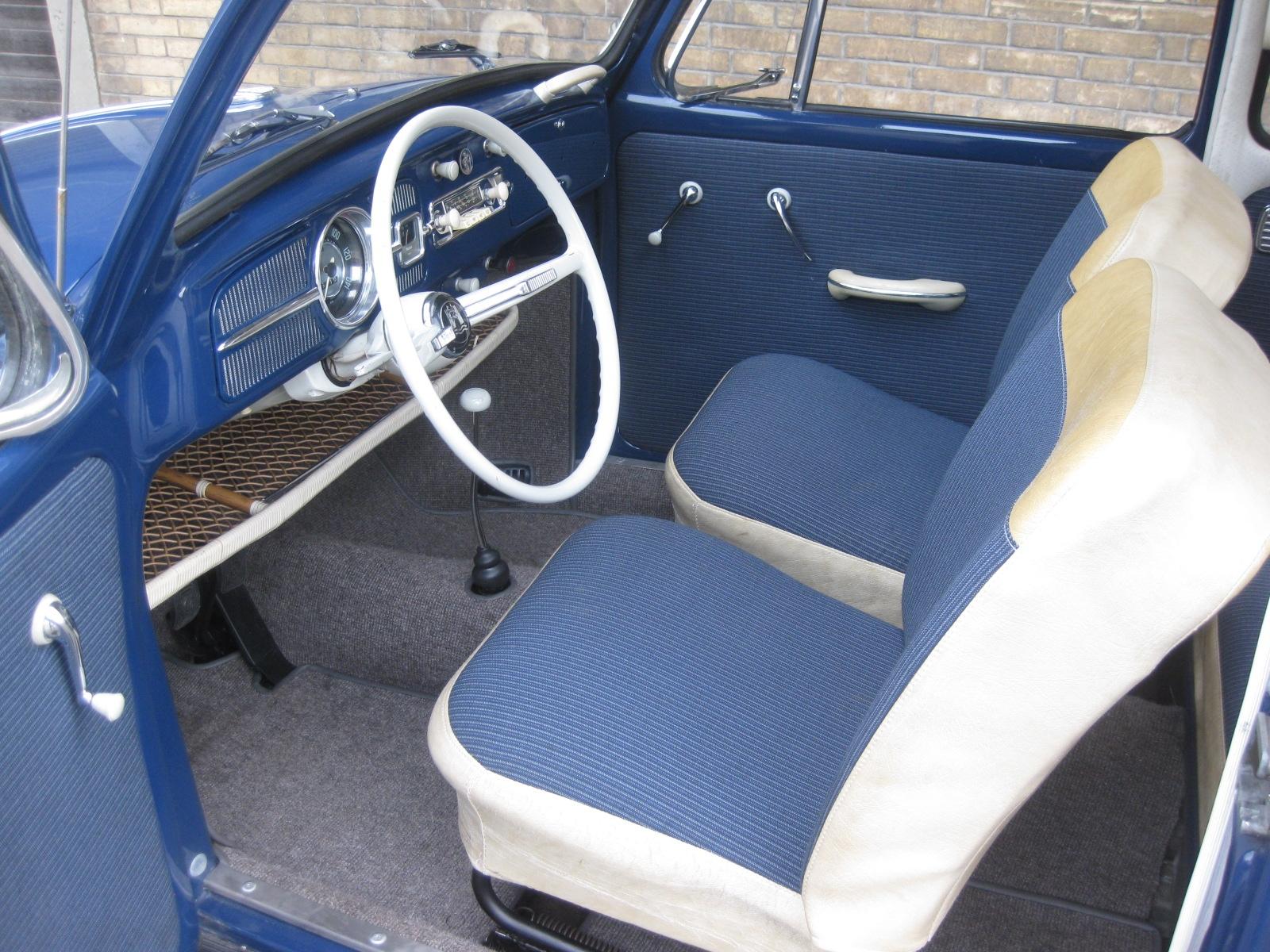 Touring Garage Ag Vw K 228 Fer 1200 Limousine 1965